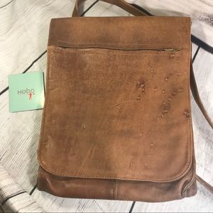 Beautiful vintage messenger/ backpack
